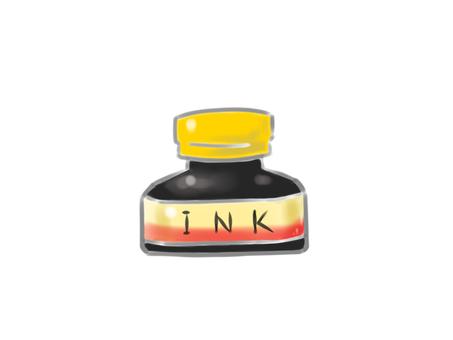 Ink (stationery)