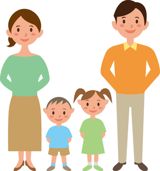 Family family parent and child