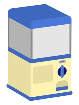 Capsule toy machine