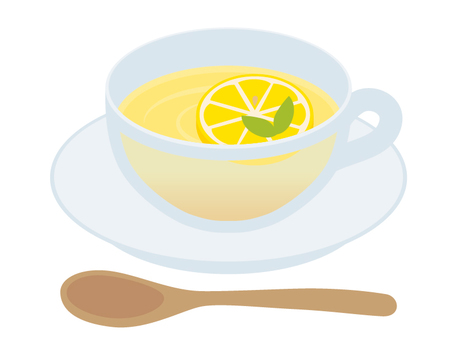 Hot Drink Hot Lemon