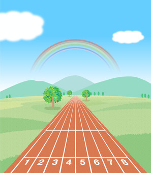 Athletics course