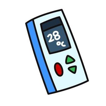 Room temperature adjustment