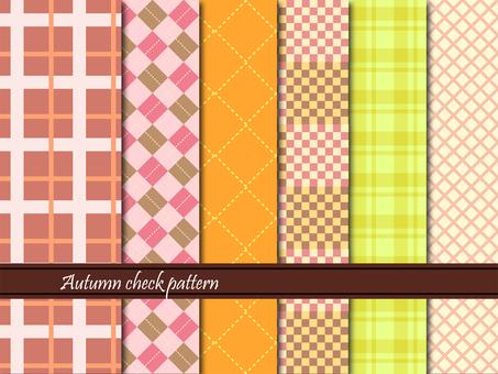 Check Pattern Fall 03