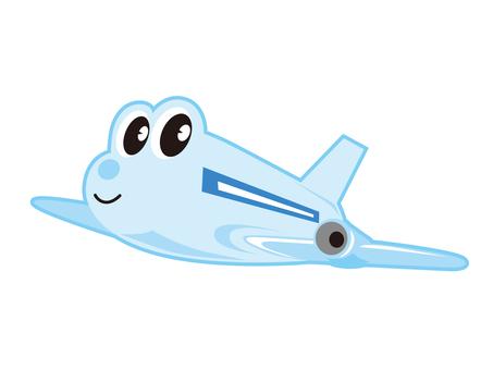 비행기 캐릭터
