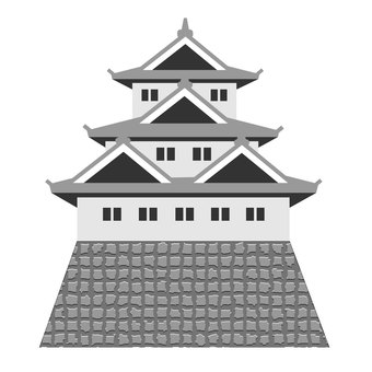 Japanese Castle 1