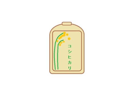 Koshihikari a