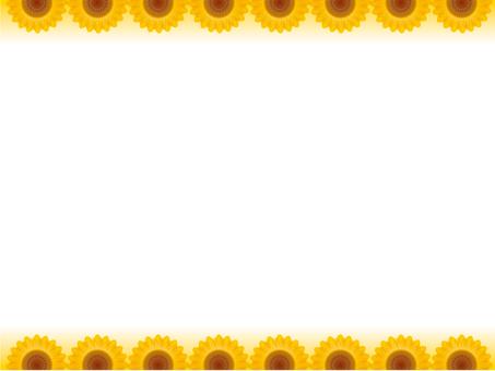 Sunflower 2 frame