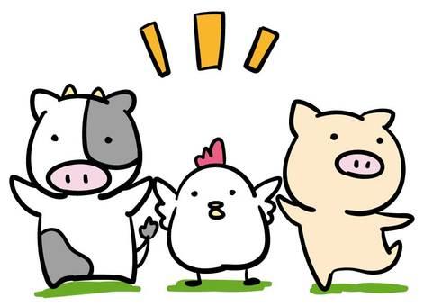 3 livestock brothers