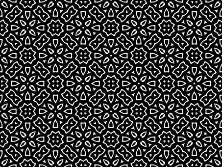Decorative pattern Plant