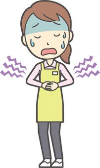 Home helper women-345-whole body