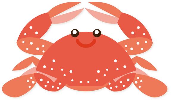 Takesaki crab