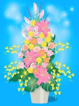 Ceremonial flower 2