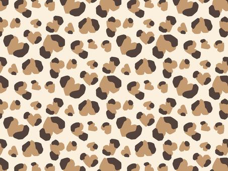 Leopard pattern 026