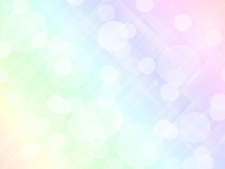 Background · Light rainbow color · Naname