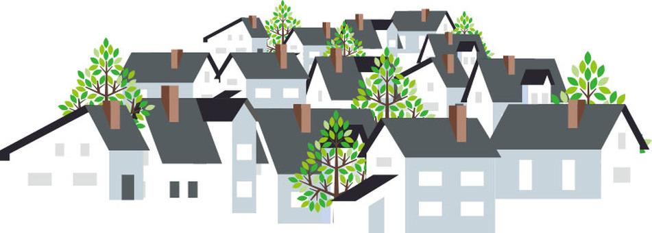 Residential dense