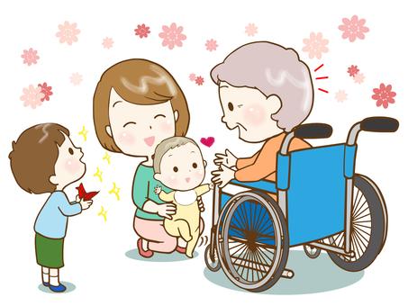 Care 3 (high-grandchild)
