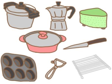 調理&製菓器具