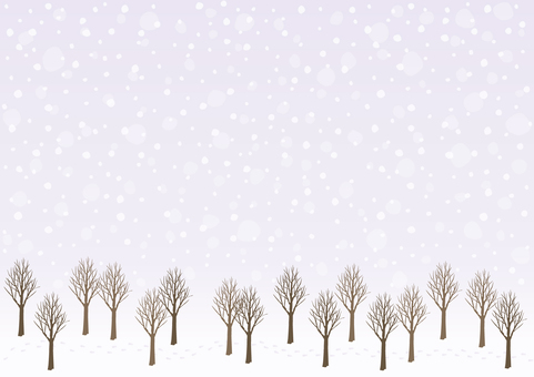 Winter landscape 01