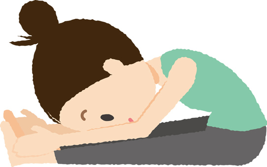 Yoga foreflexion