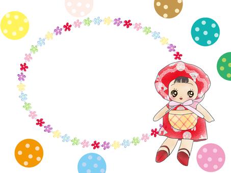 Retro doll