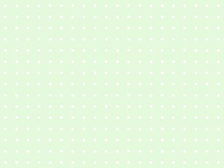 Dot pattern green