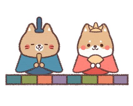 Hinamatsuri Inueko