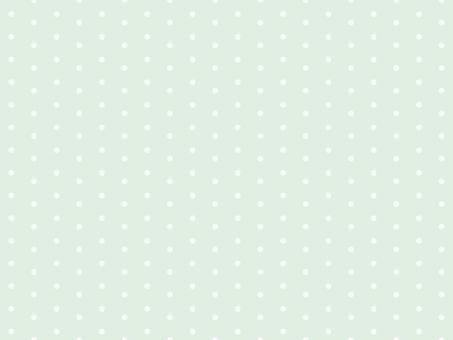 부드러운 물방울 도트 패턴 작은 연두색