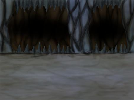 Cave Diorama Background 2