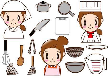 Cooking ・ Various