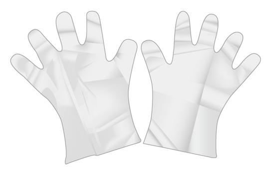 Polyethylene gloves_01