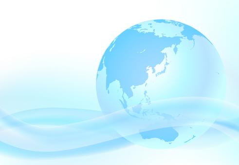 地球とエコロジーイメージ