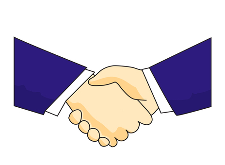 Businessman's Handshake