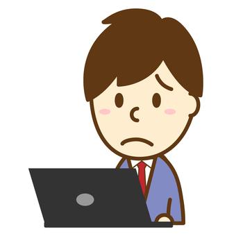 Office worker PC 4