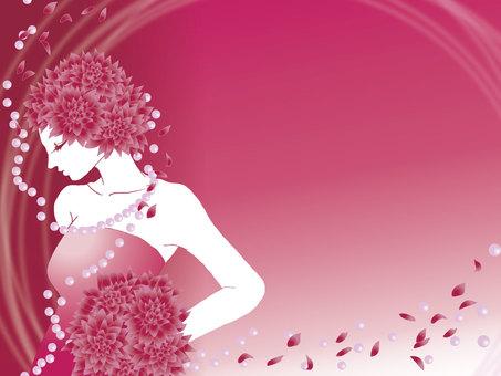 Bridal 【Dahli】