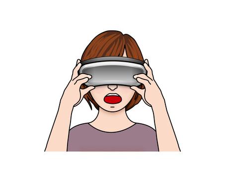 VR Goggles (17) Amazing girls