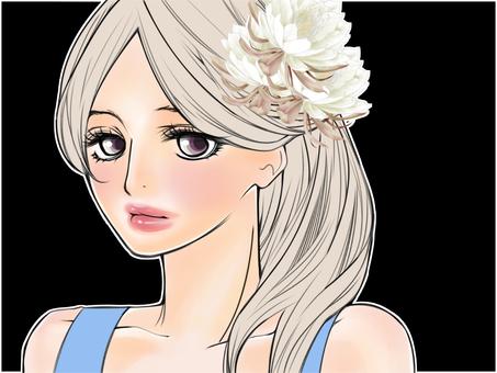 Arasa Beautiful (Black Background)