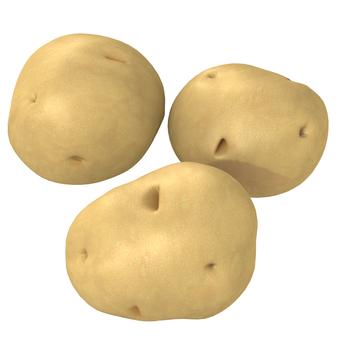3 potatoes _ 3 DCG