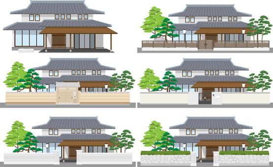 Japanese house with mochi summary 2