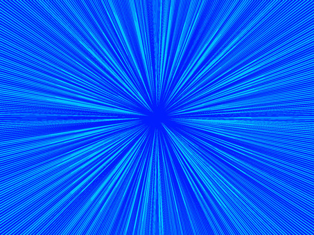 Radiation blue