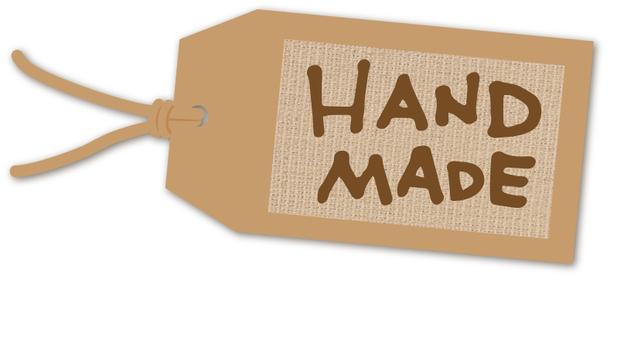 Handmade tag