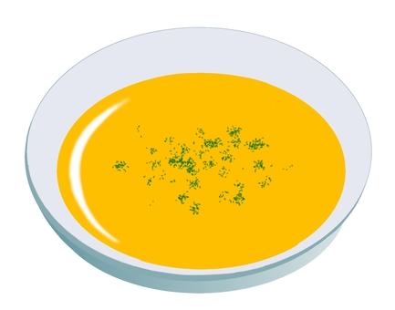 Pumpkin soup nothing