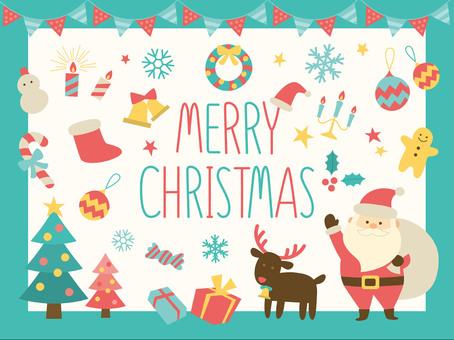 Christmas material _ 3