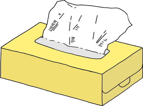 Tissue Yellow (no character)
