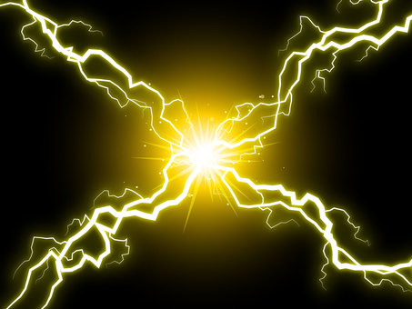 Showdown lightning _ yellow