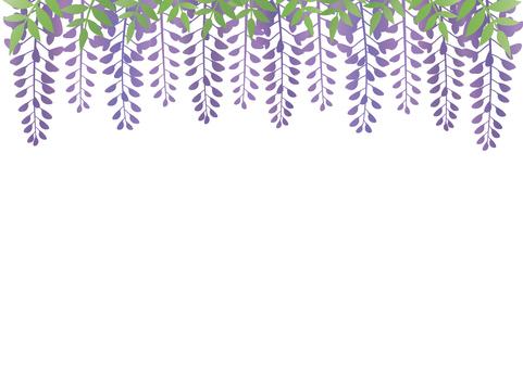Fuyu's flower frame