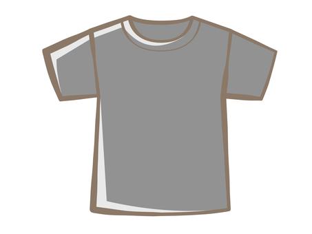 T-shirt-black 190706