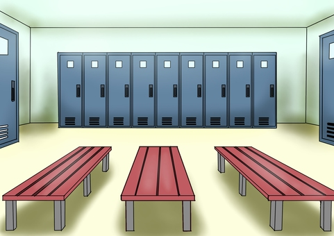 Locker room 001