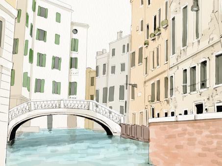 베네치아 경관