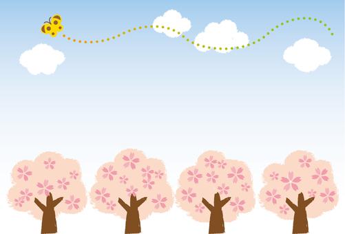 Cherry tree frame -4