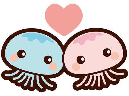 Lovey jellyfish